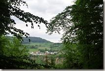Bürresheimer Weg - Blick auf St. Johann