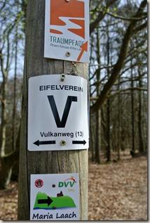 Traumpfad Waldseepfad Rieden - Hinweisschilder