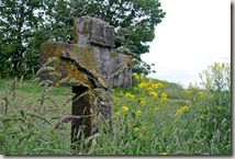 Wandern in Brohltal (Weibern) -  Basaltkreuz