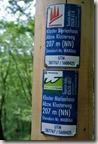 WällerTour Bärenkopp - Postionsmarke