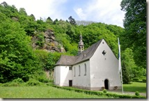 WällerTour Bärenkopp - Kapelle