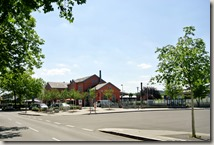 Kulturlandweg Sieg - Bahmhof Hennef