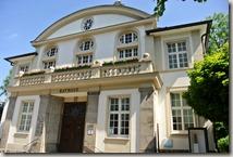 Kulturlandweg Sieg - Rathaus Hennef
