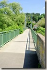 Kulturlandweg Sieg - Brücke