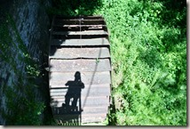 Kulturlandweg Sieg - altes Mühlrad