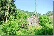 Pulvermühlenweg Sieg - Ruinen