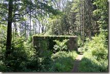 Pulvermühlenweg Sieg - Pulverkammern
