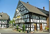 Pulvermühlenweg Sieg - Fachwerkhaus 1