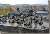 Erlebnisweg Burgweg - Anlage in Miniatur