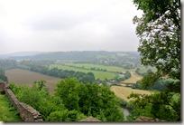 Erlebnisweg Burgweg - Blick ins Siegtal