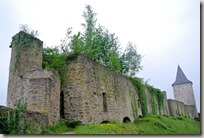 Erlebnisweg Burgweg - Stadtmauer Detail