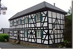 Erlebnisweg Burgweg - Fachwerk 3
