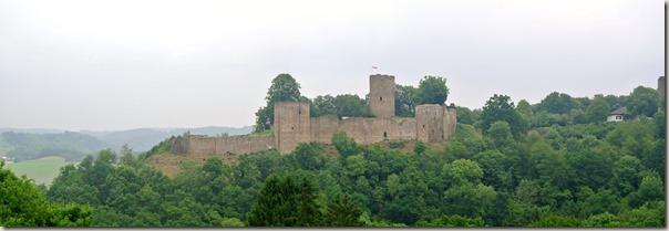 Erlebnisweg Burgweg - Burganlage