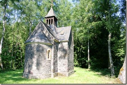 Traumpfad Pellenzer Seepfad - Kapelle groß