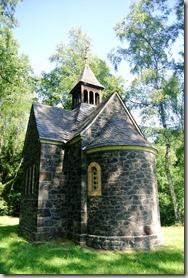 Traumpfad Pellenzer Seepfad - Kapelle