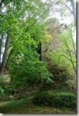 Traumpfad Saynsteig - alte Mauern im Wald