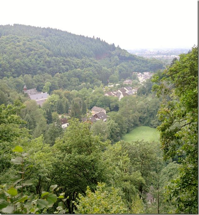 Traumpfad Saynsteig - Ausblick Oskarhöhe