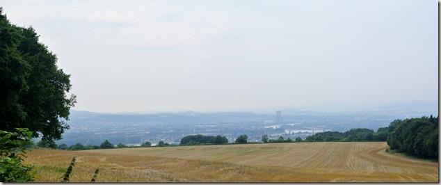 Traumpfad Saynsteig - Blick ins Rheintal