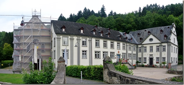 Traumpfad Saynsteig - Abteikirche Sayn
