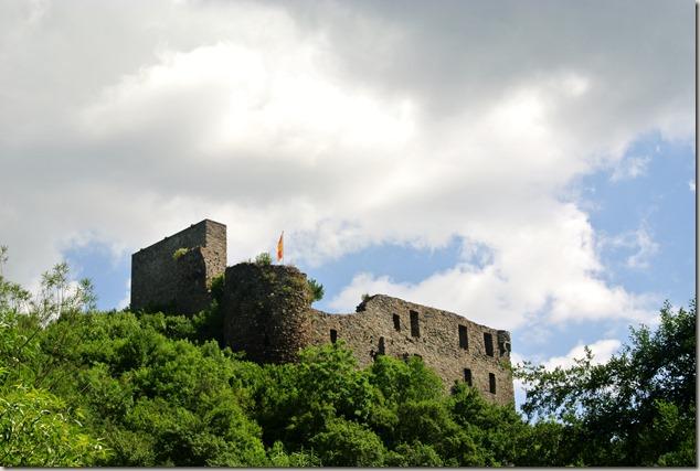 Traumpfad Virne-Burgweg - die Virneburg