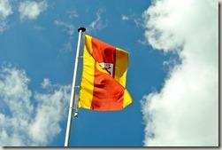 Traumpfad Virne-Burgweg - Flagge von Virneburg