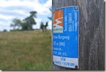 Traumpfad Virne-Burgweg - Standortlogo