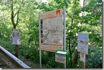 Traumpfad Nette-Schieferpfad - Einstiegspunkt