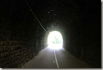 Traumpfad Nette-Schieferpfad - im Tunnel