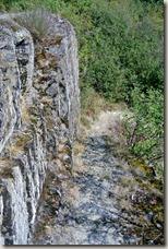 Traumpfad Nette-Schieferpfad - Römische Felstreppe