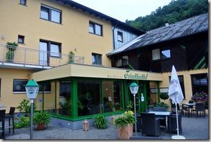 Veldenz Wanderweg Etappe 1 - Hotel - Aussenansicht