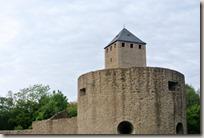 Veldenz Wanderweg Etappe 1 - Burganlage 1