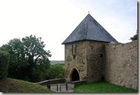 Veldenz Wanderweg Etappe 1 - Burganlage 2