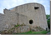 Veldenz Wanderweg Etappe 1 - Burganlage 3