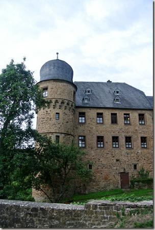Veldenz Wanderweg Etappe 1 - Burganlage 4