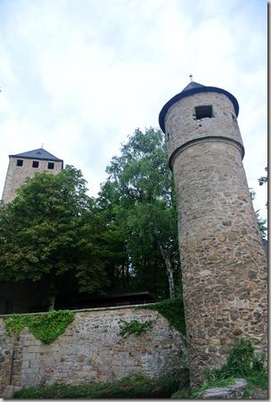 Veldenz Wanderweg Etappe 1 - Burganlage 6
