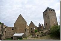 Veldenz Wanderweg Etappe 1 - Burganlage