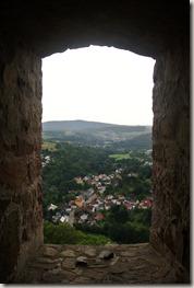 Veldenz Wanderweg Etappe 1 - Burgausblick