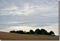 Veldenz Wanderweg Etappe 1 - Wolkenhimmel
