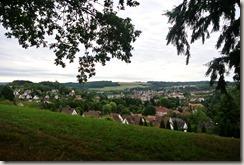 Veldenz Wanderweg Etappe 1 - Blick ins Tal