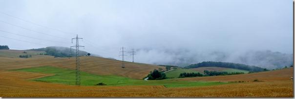 Veldenz Wanderweg Nerzweiler-Ausbacherhof - Blick ins Tal