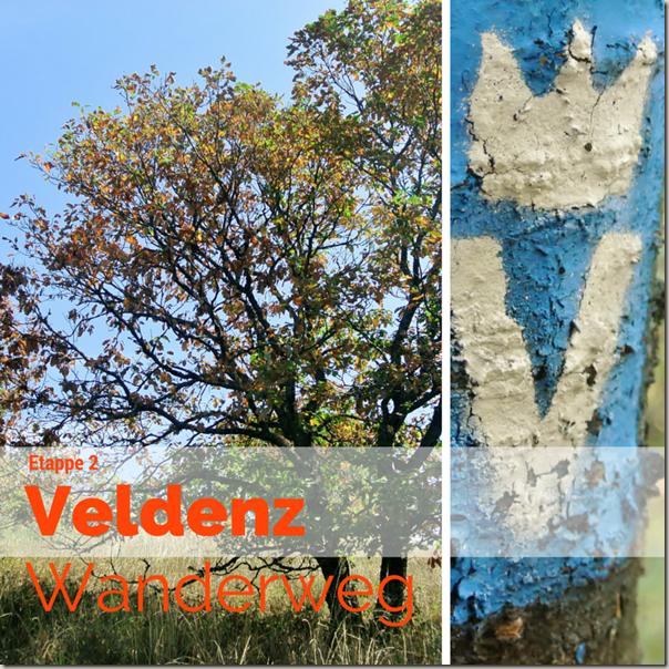 Veldenz Wanderweg - Collage
