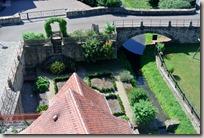 Veldenz Wanderweg Ausbacherhof-Lauterecken: Burggarten