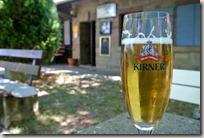 Veldenz Wanderweg Ausbacherhof-Lauterecken: jetzt ein Bier