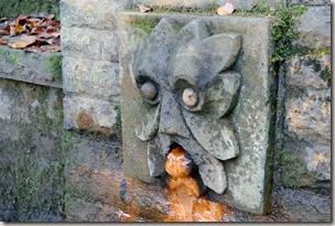 Traumpfad Vulkanpfad 2015 - Brunnenauslauf