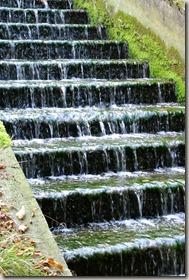 Traumschleife Marienberg - Wassertreppe