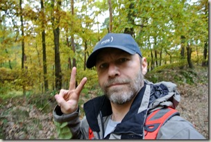 Traumschleife Marienberg - Selfie