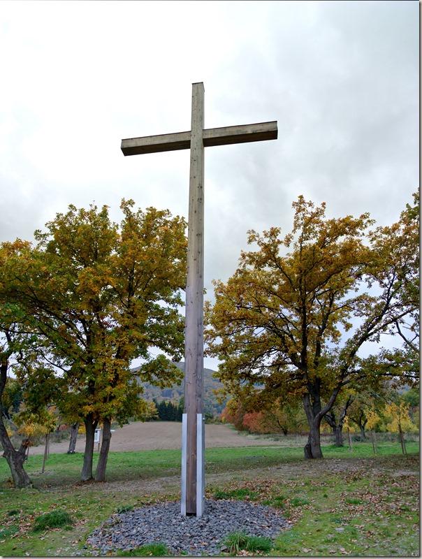 Traumschleife Marienberg - Friedenskreuz
