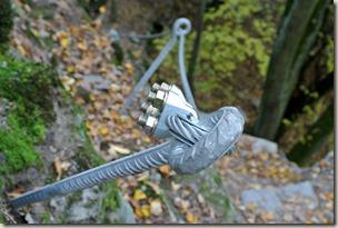 Traumschleife Marienberg - Kletterpassage