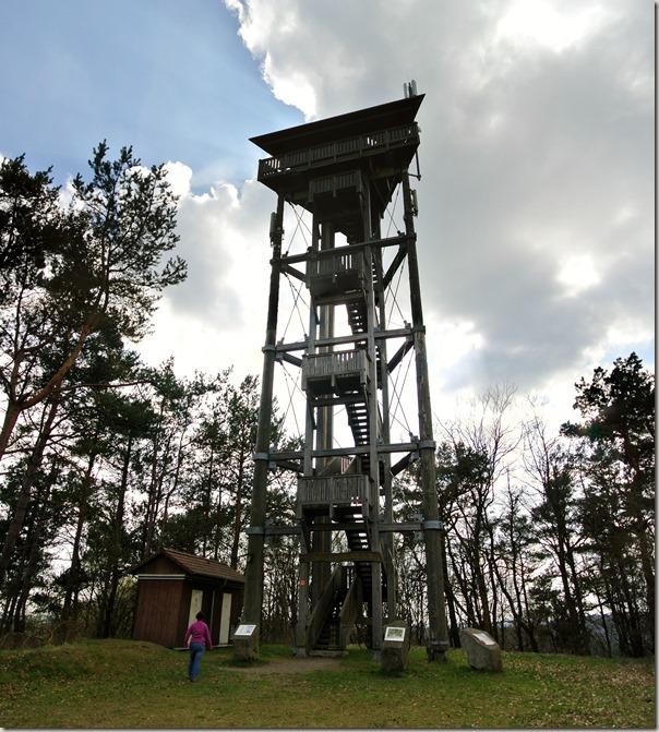 Traumpfad Booser Doppelmaartour - der Eifelturm