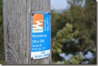 Traumpfad Wacholderweg - Wegelogo